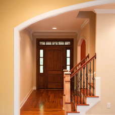 Traditional Entry by Brad D. Cummings Const. Co. Inc.