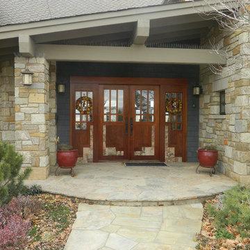 Greenlee Earthquack Double Doors