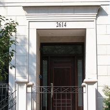 Traditional Entry by Besch Design, Ltd.