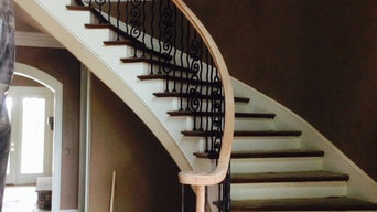 Greenwood 10,500 sq ft Trim & Staircase(s) Installation