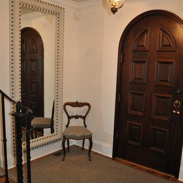 Grey Tudor Foyer