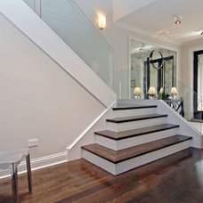 Traditional Entry by Anthony Michael Interior Design, Ltd.