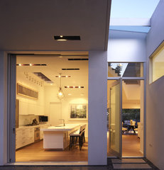 modern entry by Griffin Enright Architects