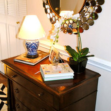 Traditional Entry by Lee Ann Burkhart Interiors