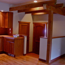 Traditional Entry by A Dependable Contractor