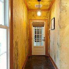 Eclectic Entry by Wynn & Associates