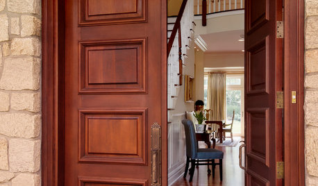 Which is the Best Material for Doors?