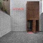 Organic Modern Modern Entry Minneapolis By