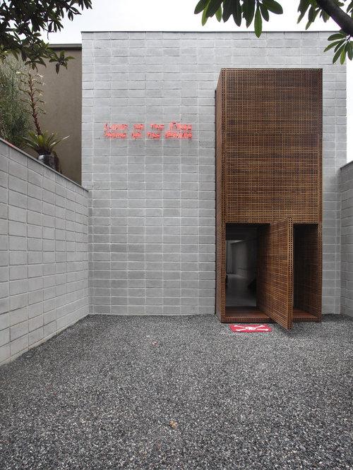 Best Hidden Front Door Design Ideas & Remodel Pictures | Houzz