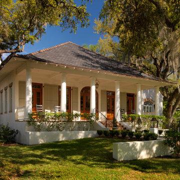 Gulf Coast Creole Cottage