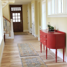 Traditional Entry by Ashley Cole Design