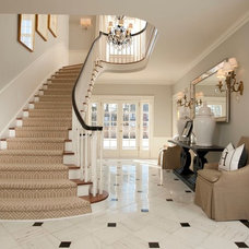 Traditional Entry by Tiffany Farha Design
