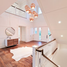 Modern Entry by M.S. Architecture