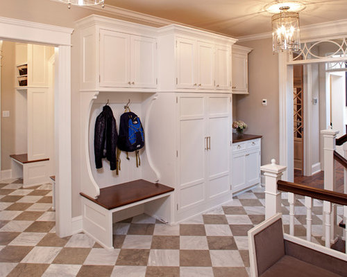 Inspiration For A Timeless Mudroom Remodel In Minneapolis