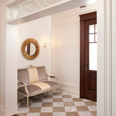 Traditional Entry by Eskuche Design