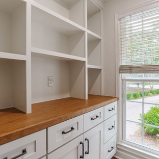 HAMPTON TRACE | Scott Pantry, Bar and Master Bath Renovation