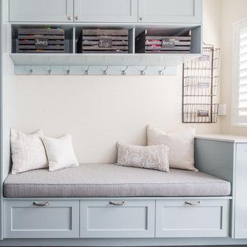 Hamptons-inspired Family Home