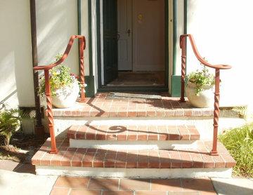 Handrails Montecito Santa Barbara 93108