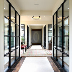 contemporary entry by Rugo/ Raff Ltd. Architects