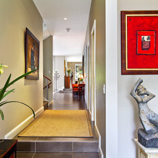 Eclectic Entry by Belle Property Australasia