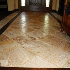 Traditional Entry by Hardwood Floors & More