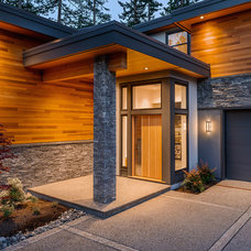 Contemporary Entry by Christopher Developments