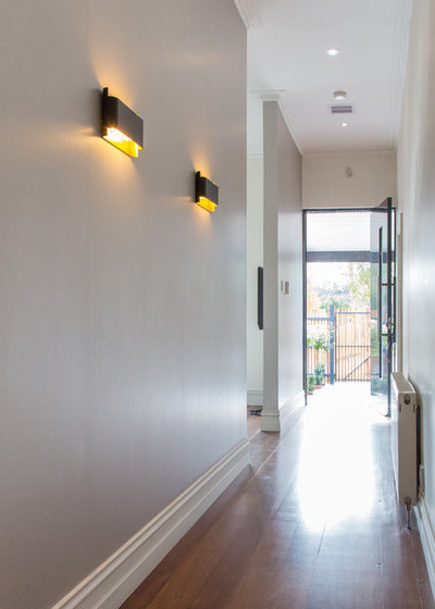 Contemporary Entry by Style Precinct