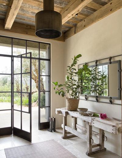 Houzzbesuch: Französisches Flair für ein Landhaus in Kalifornien