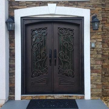 Hereford Iron Doors