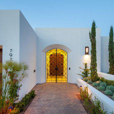 Mediterranean Entry by Hill Construction Company