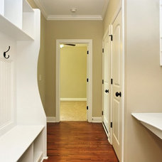 Traditional Entry by Saybrook Homes, LLC
