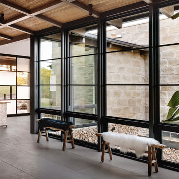 Hill Country Modern Ranch