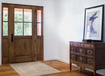 Door/window casing, baseboard dimensions