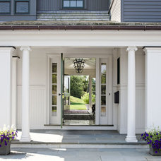Traditional Entry by Albert, Righter & Tittmann Architects, Inc.