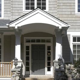 Traditional Entry by Hirsch Associates LLC