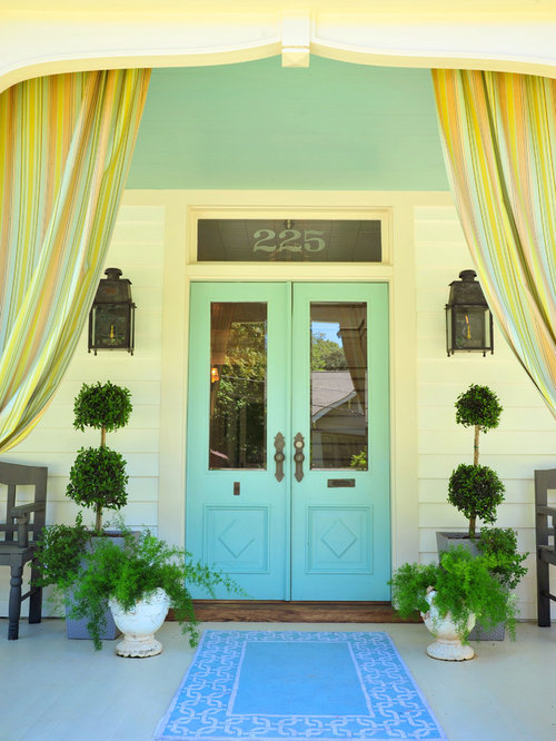 Farmhouse Front Doors Home Design Ideas Pictures Remodel
