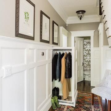 Historic Home Interior Renovation