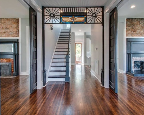 Victorian Foyer Ratings : Victorian foyer design ideas renovations photos with a