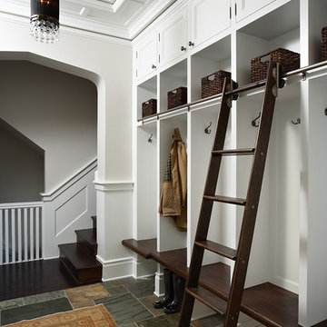 Historic St. Paul Kitchen and Mudroom Addition/Renovation