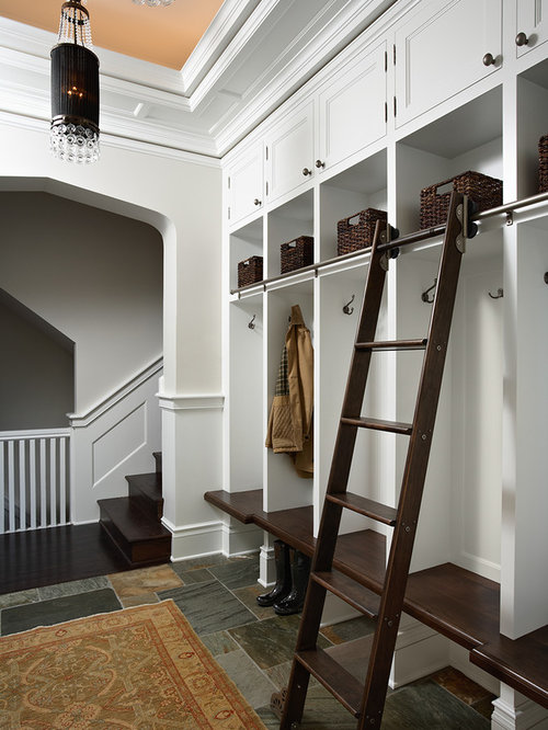 Mudroom addition houzz for Mudroom additions
