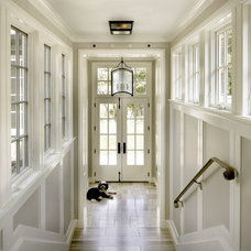 Transitional Entry by Morgante Wilson Architects