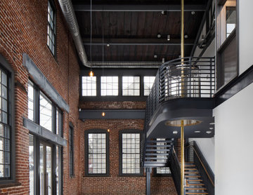 Historic Warehouse Transformed