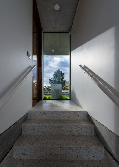 Contemporary Entry by ma+rs
