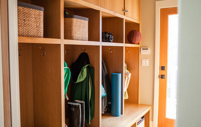 Mudrooms That Really Clean Up