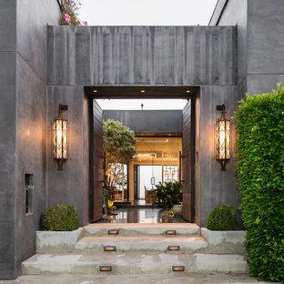 Courtyard Entry Houzz