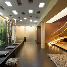 Contemporary Entry by Yakusha Design
