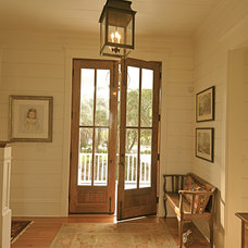 Traditional Entry by Alix Bragg Interior Design