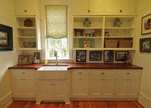 Traditional Entry by Alix Bragg Interior Design