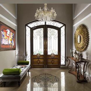 Idéer för att renovera en orientalisk entré