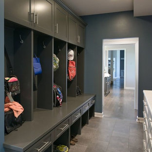 Home Office and Mudroom